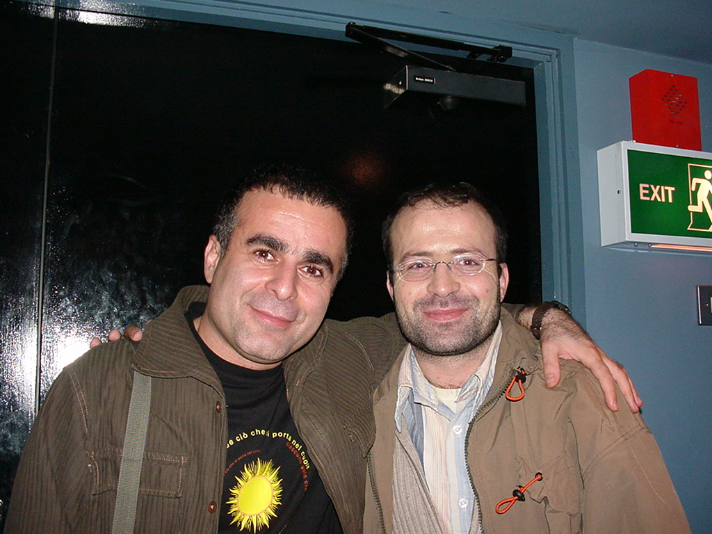 Behman Qobadi- Kurdish film Fistival- london 2009